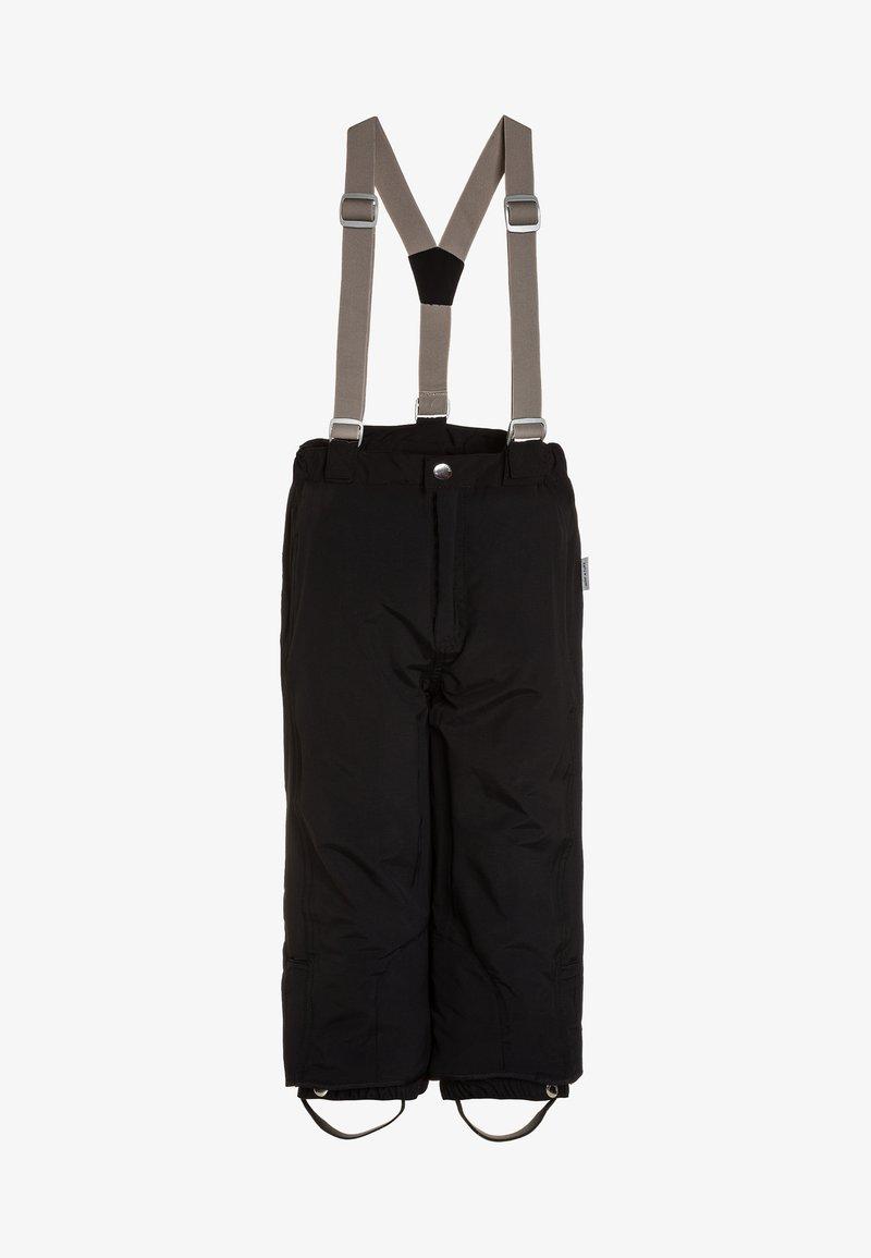 MINI A TURE - WITTE - Snow pants - black