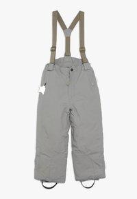 MINI A TURE - WITTE PANTS - Spodnie narciarskie - cloudburst grey - 0