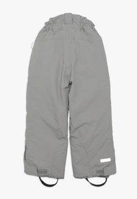 MINI A TURE - WITTE PANTS - Spodnie narciarskie - cloudburst grey - 2