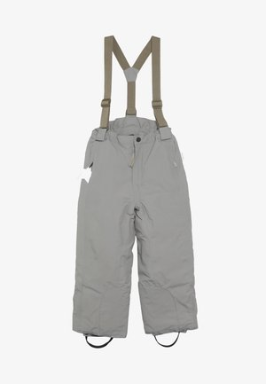 WITTE PANTS - Snow pants - cloudburst grey