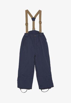 WITTE PANTS - Zimní kalhoty - peacoat blue