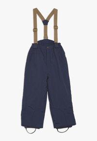 MINI A TURE - WITTE PANTS - Zimní kalhoty - peacoat blue - 0