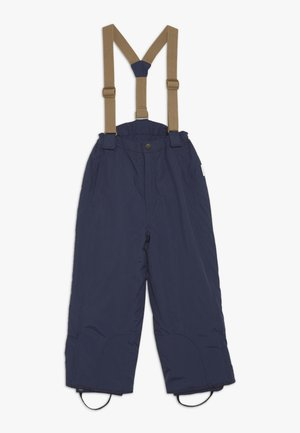 WITTE PANTS - Schneehose - peacoat blue
