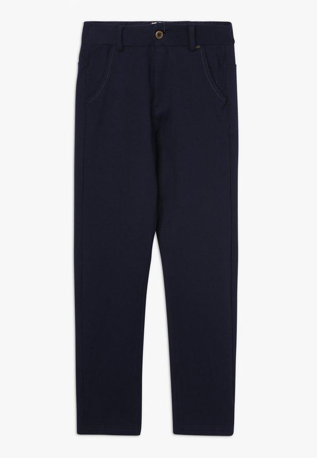 SIGVART PANTS - Pantaloni eleganti - carbon