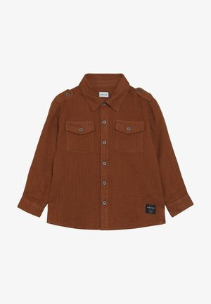 MARTIN  - Shirt - brown