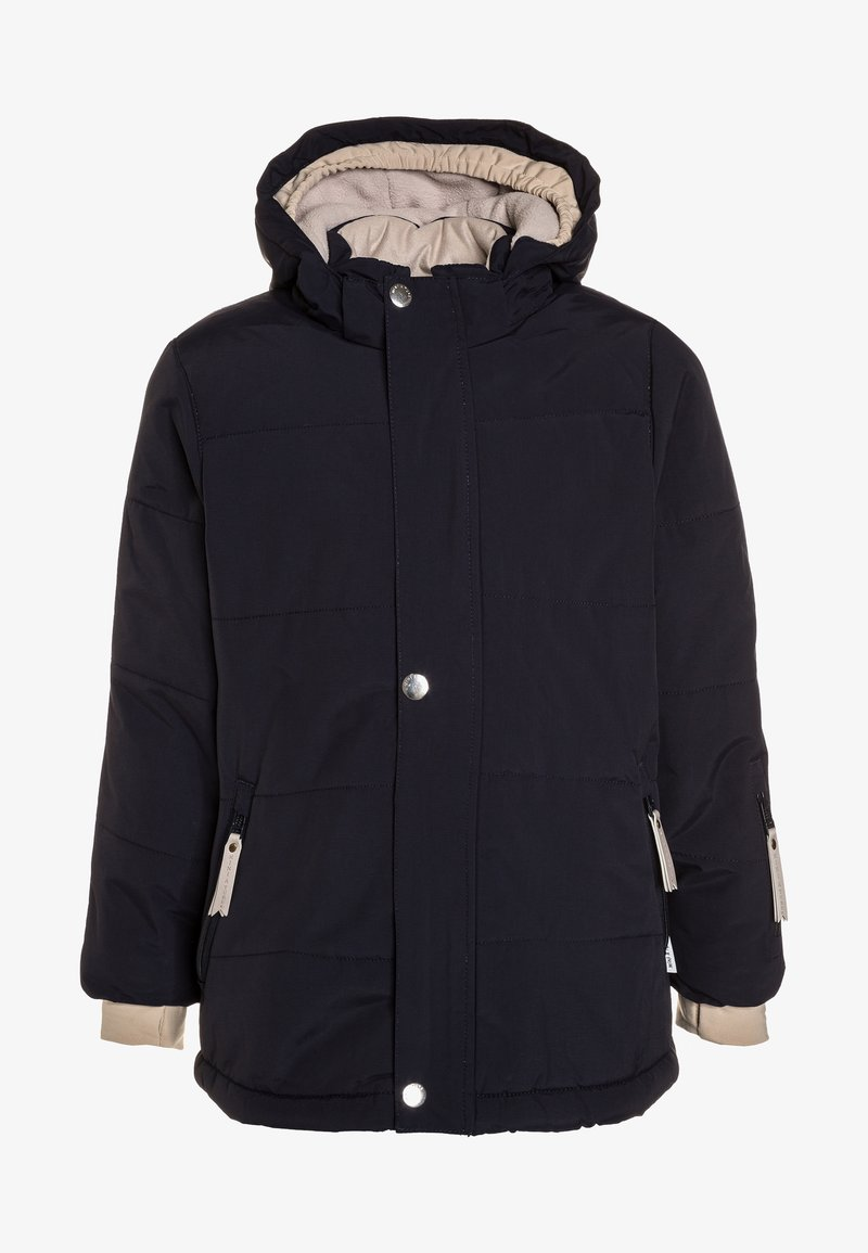 MINI A TURE - WESSEL - Winter jacket - sky captain blue