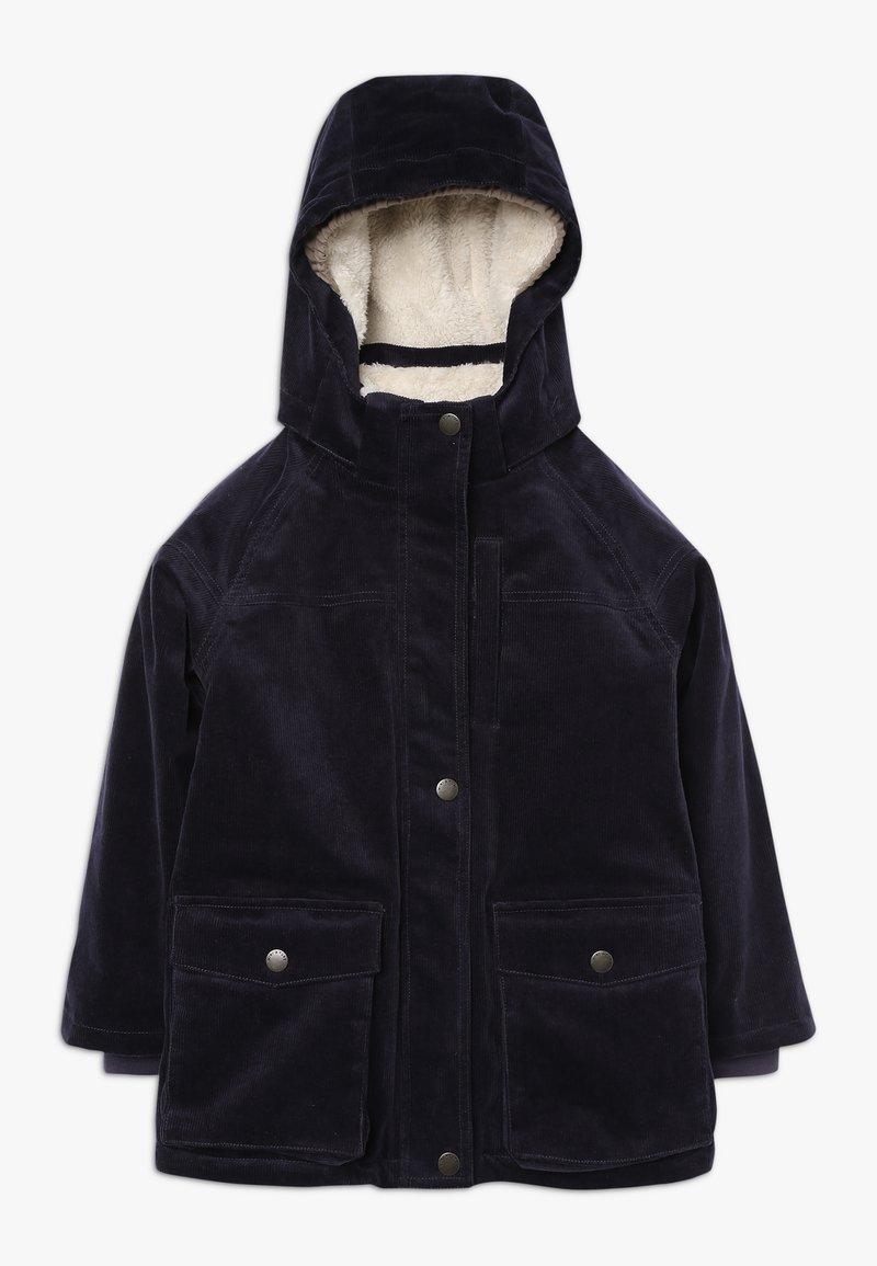 MINI A TURE - JOSHUA JACKET - Winter jacket - graphite blue