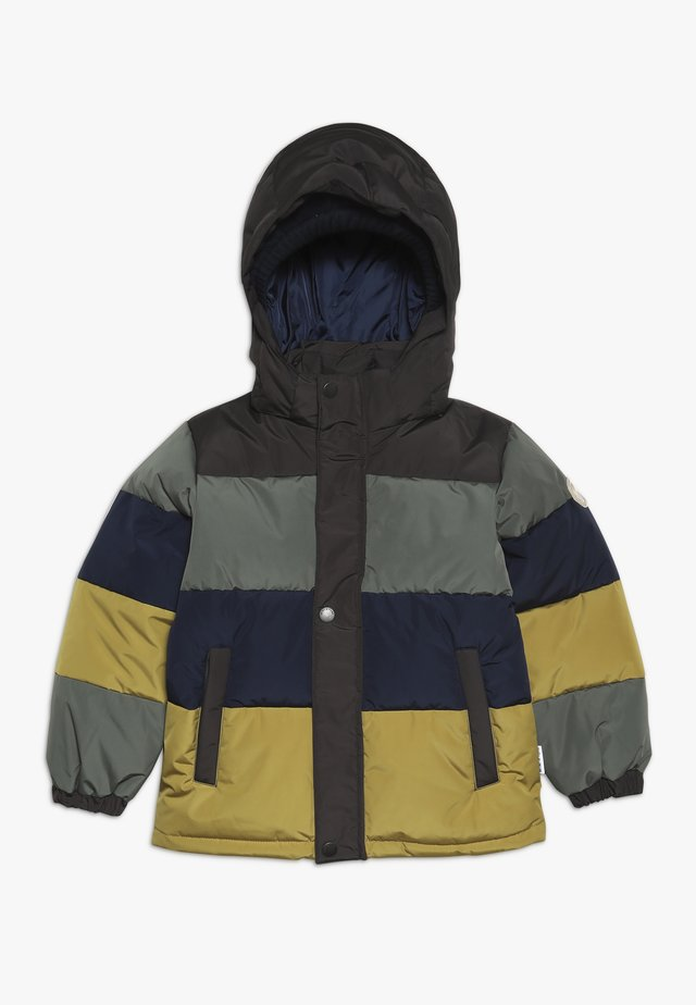 WERNON JACKET - Down jacket - beetle