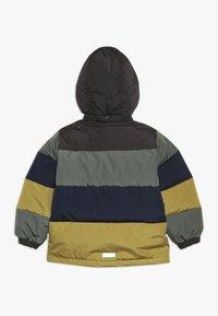 MINI A TURE - WERNON JACKET - Down jacket - beetle - 1