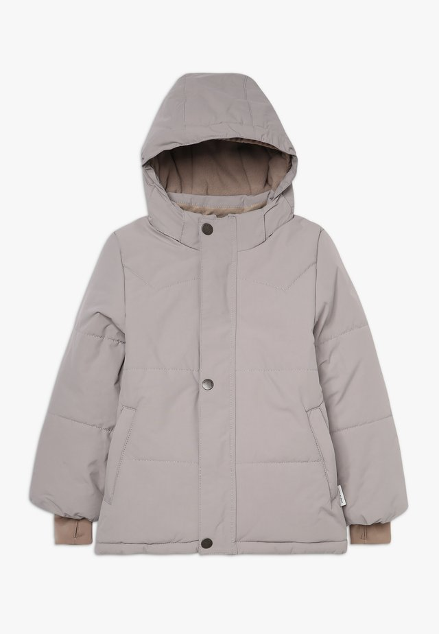 WESSEL JACKET - Winter jacket - cloudburst grey