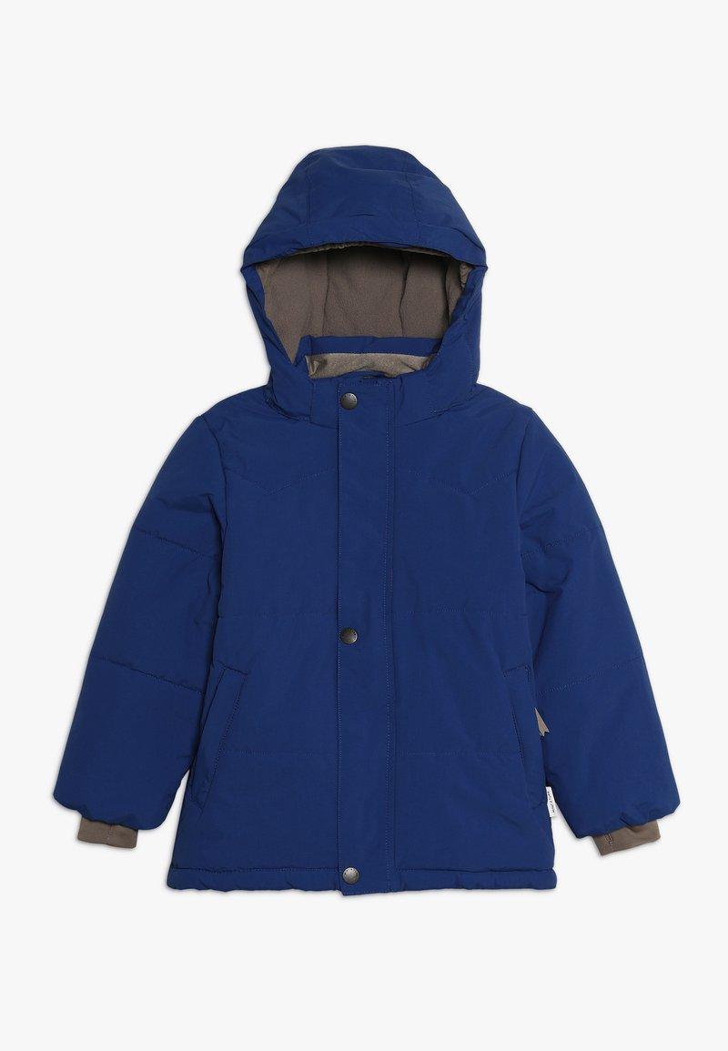 MINI A TURE - WESSEL JACKET - Winter jacket - blue quartz