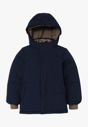 WESSEL JACKET - Zimní bunda - peacoat blue
