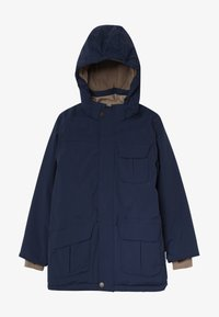 MINI A TURE - WALDER - Winter coat - peacoat blue - 3
