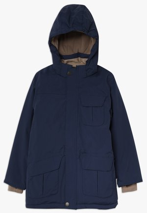 WALDER - Winter coat - peacoat blue
