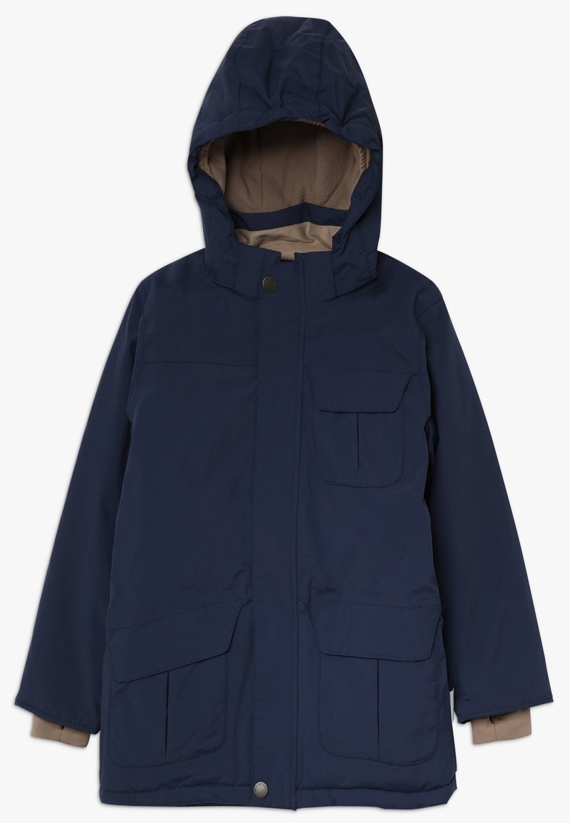 MINI A TURE - WALDER - Winter coat - peacoat blue