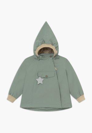 WAI  - Vodotěsná bunda - chinois green
