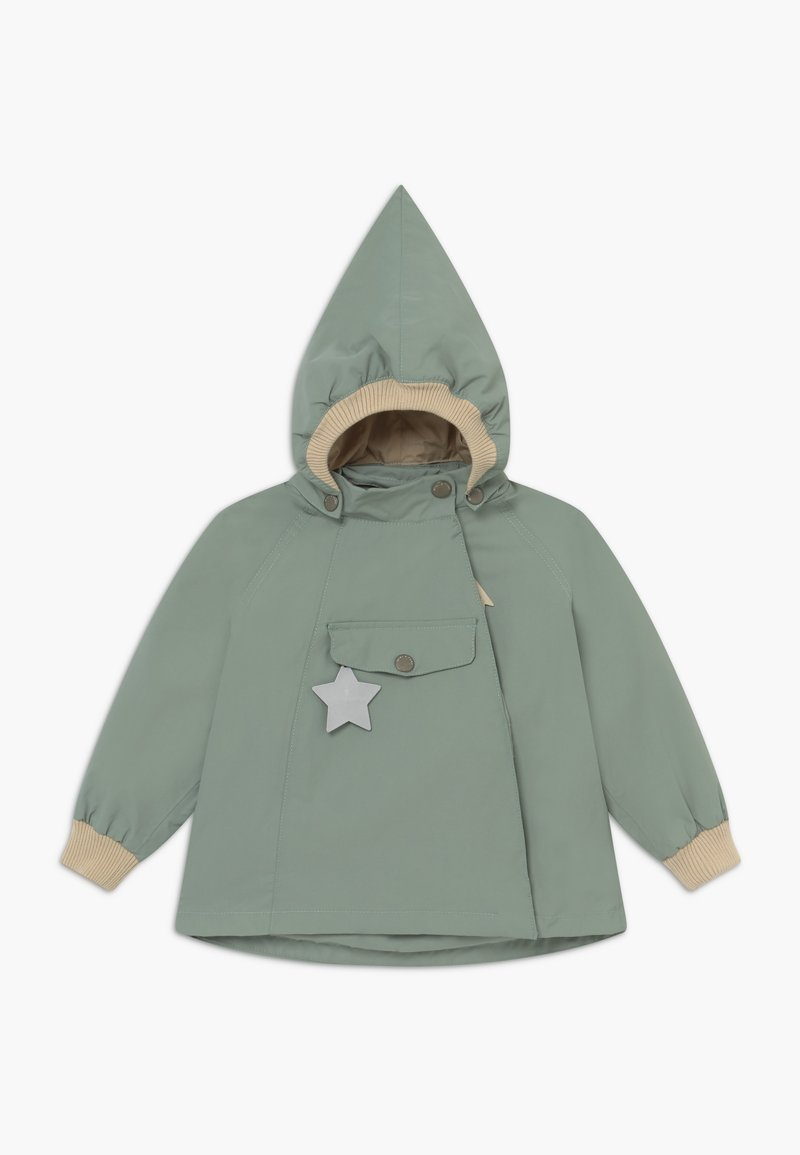 MINI A TURE - WAI  - Waterproof jacket - chinois green