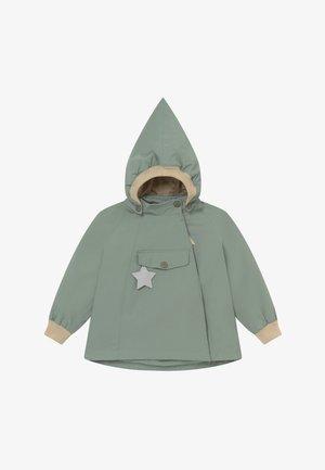 WAI  - Waterproof jacket - chinois green