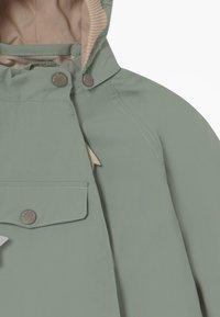 MINI A TURE - WAI  - Waterproof jacket - chinois green - 4