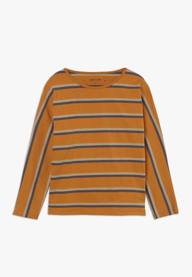 ACENTIA - Maglietta a manica lunga - apple cinnamon