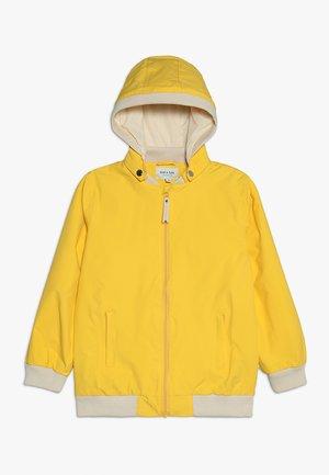 Waterproof jacket - daffodil yellow