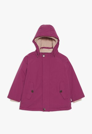 WALLY JACKET - Winter jacket - cherry