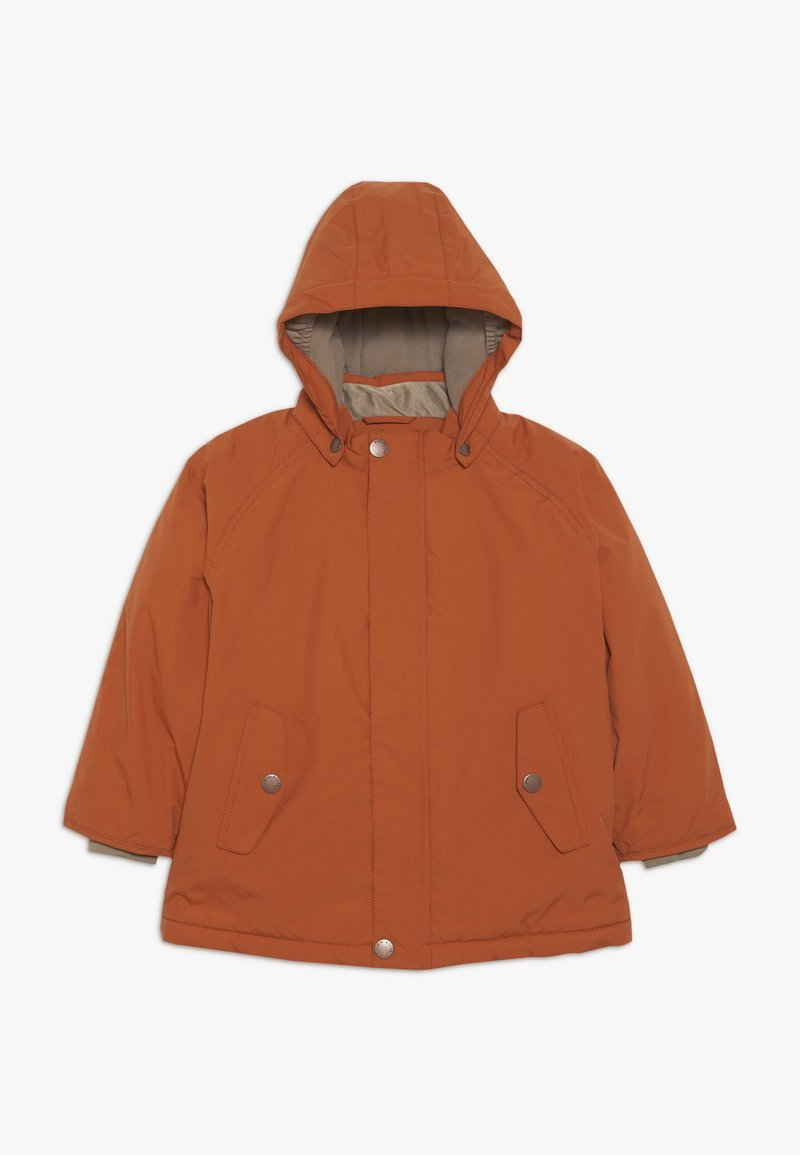 MINI A TURE - WALLY JACKET - Winter jacket - autumnal brown