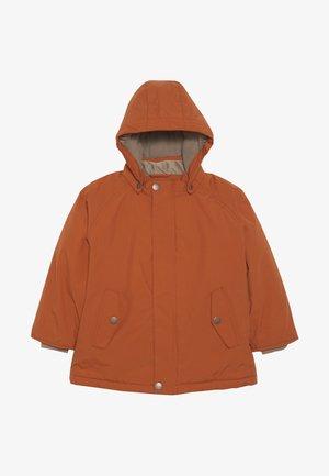 WALLY JACKET - Kurtka zimowa - autumnal brown