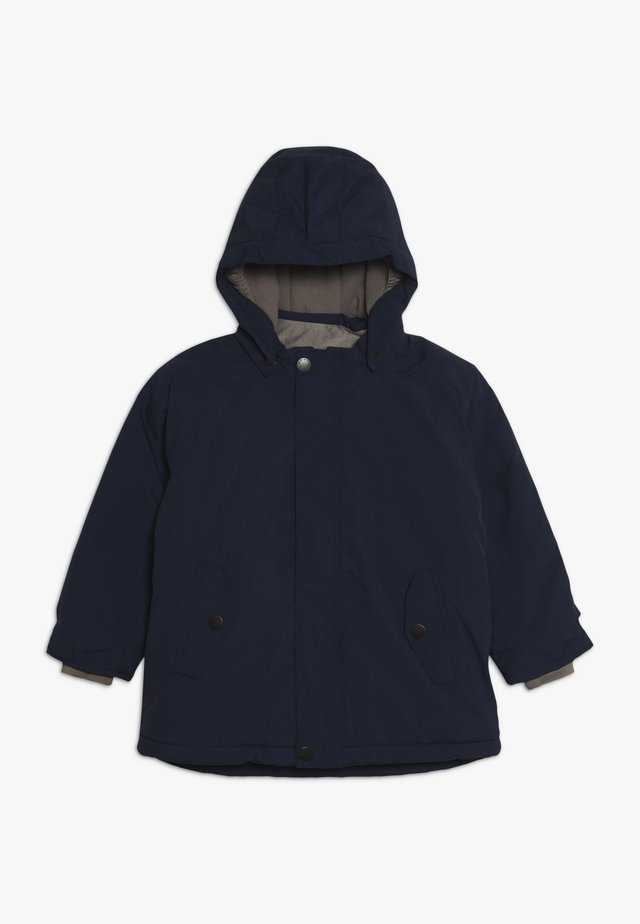 WALLY JACKET - Winterjas - peacoat blue