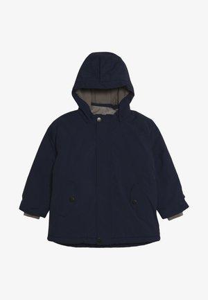 WALLY JACKET - Zimní bunda - peacoat blue