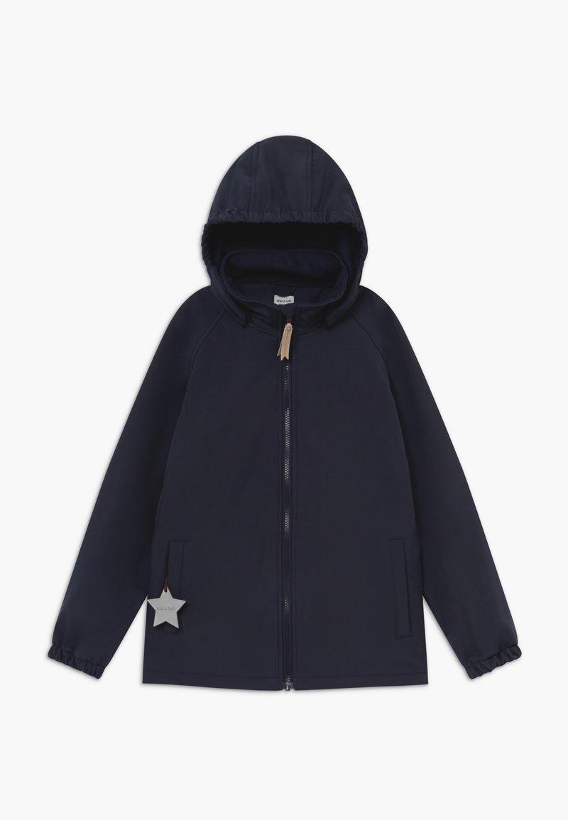 MINI A TURE - ADEN - Light jacket - blue nights