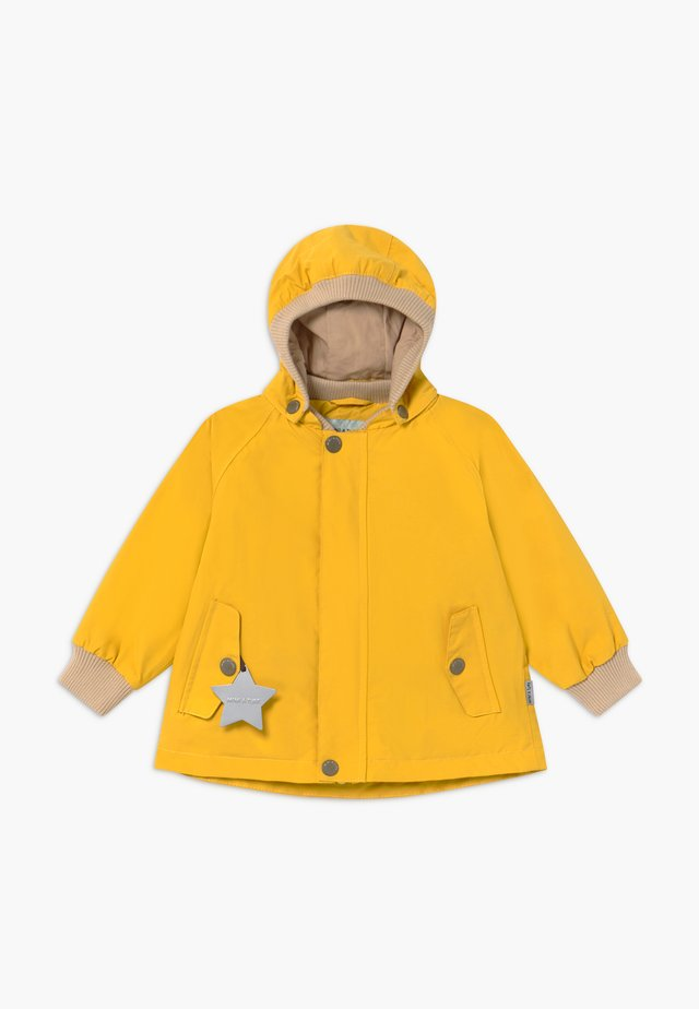 WALLY  - Parka - bamboo yellow