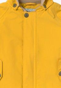 MINI A TURE - WALLY  - Parka - bamboo yellow - 4