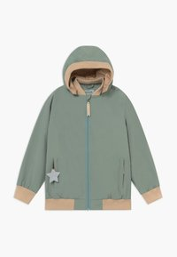 MINI A TURE - WILDER  - Waterproof jacket - chinois green - 0