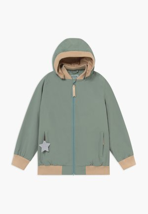 WILDER  - Waterproof jacket - chinois green