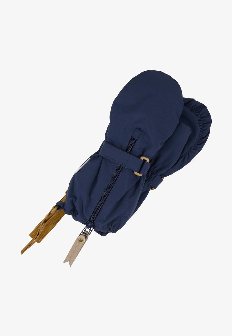 MINI A TURE - CESAR GLOVE - Mittens - peacoat blue