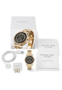 Michael Kors Access - SOFIE - Smartwatch - gold-coloured - 4