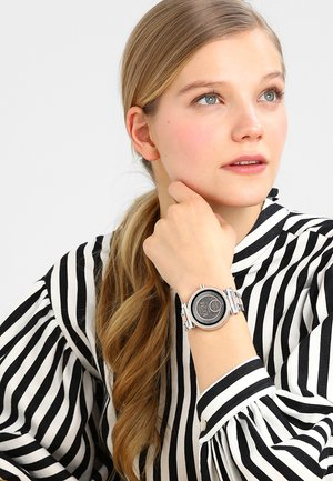 SOFIE - Watch - silver-coloured/roségold-coloured