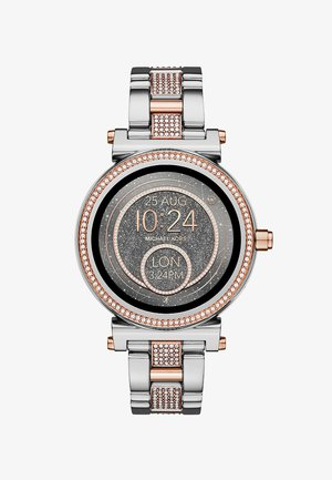 SOFIE - Uhr - silver-coloured/roségold-coloured