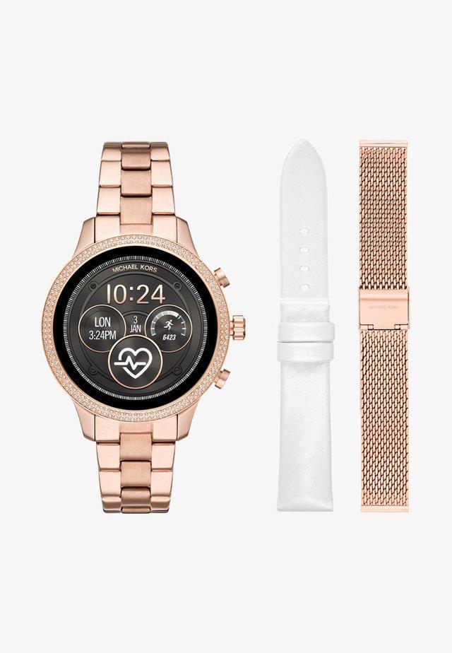 RUNWAY - Smartwatch - roségold-coloured