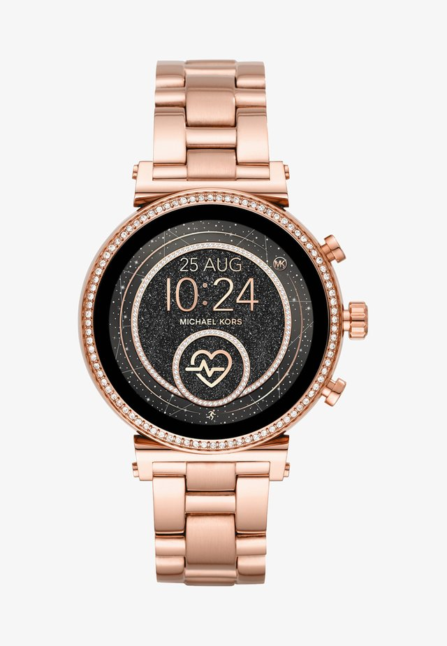 SOFIE - Smartwatch - rosegold-coloured