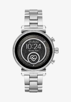 SOFIE - Smartwatch - silver-coloured