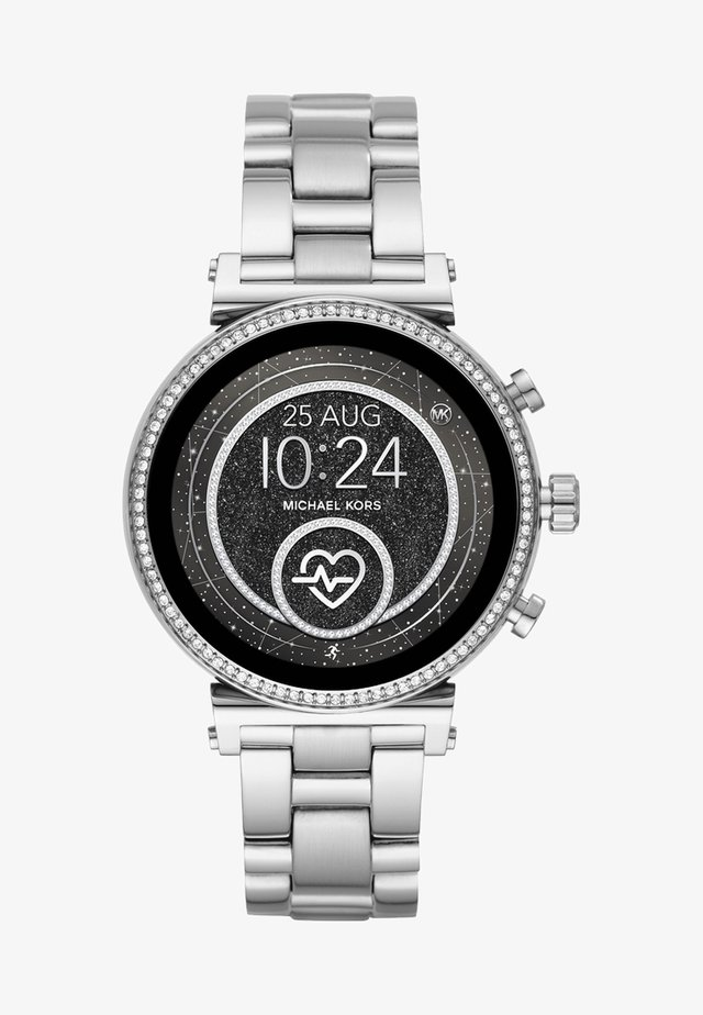 SOFIE - Smartwatch - silver-coloured