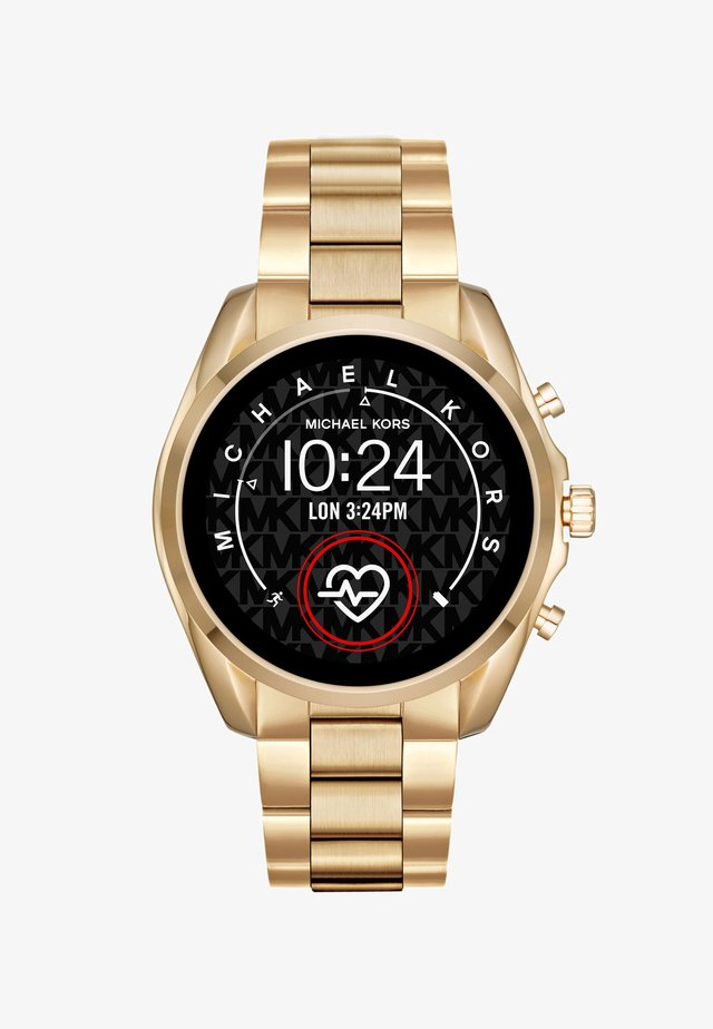 BRADSHAW - Smartwatch - gold-coloured