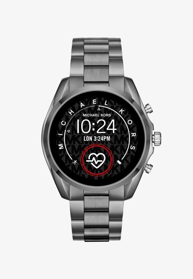 BRADSHAW - Smartwatch - gunmetal