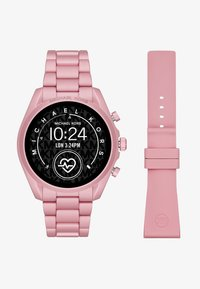 Michael Kors Access - BRADSHAW 2 SET - Smartwatch - pink - 0