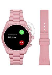 Michael Kors Access - BRADSHAW 2 SET - Smartwatch - pink - 3
