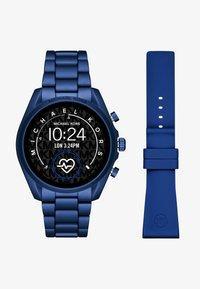 Michael Kors Access - BRADSHAW SET - Uhr - blue - 0