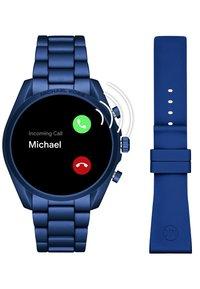 Michael Kors Access - BRADSHAW SET - Uhr - blue - 3