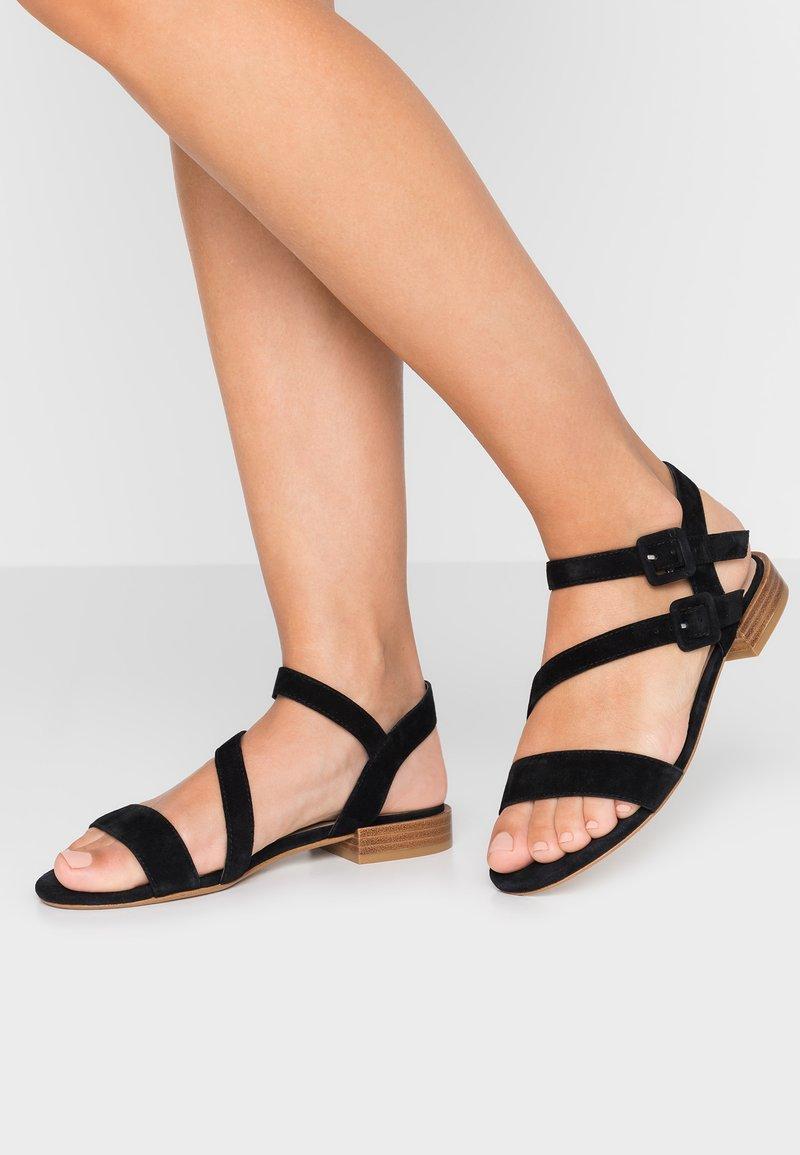 Minelli - Sandales - noir